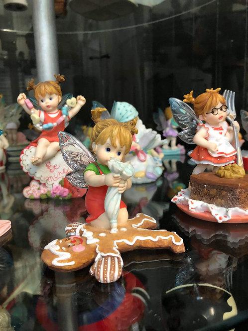 Gingerbread kitchen Farie