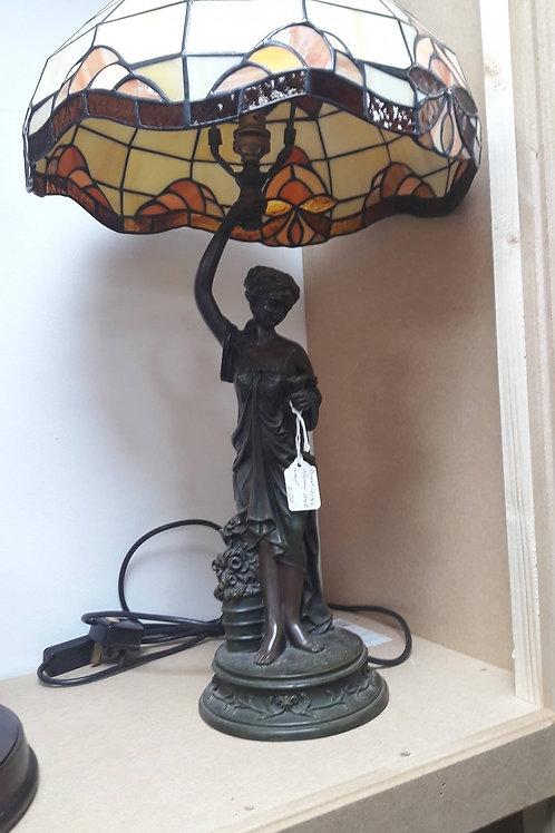 Large Tiffany light