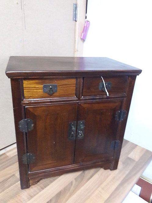 Vintage Smokers Cabinet