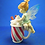 "Thumbnail: Enesco My Little Kitchen Fairies ""Hot Chocolate Fairie"