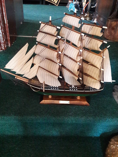 Cutty Sark.Model ship