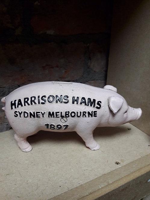 Cast Iron Butchers Pig