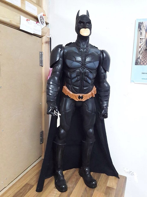 Large Plastic Bat Man Figure