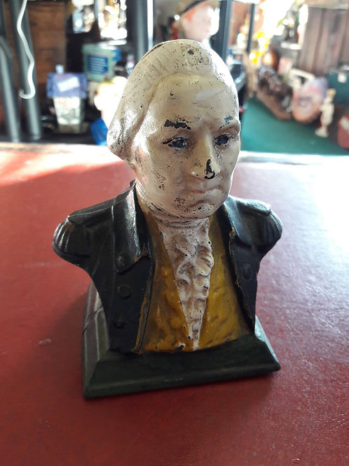 George Washington money bank