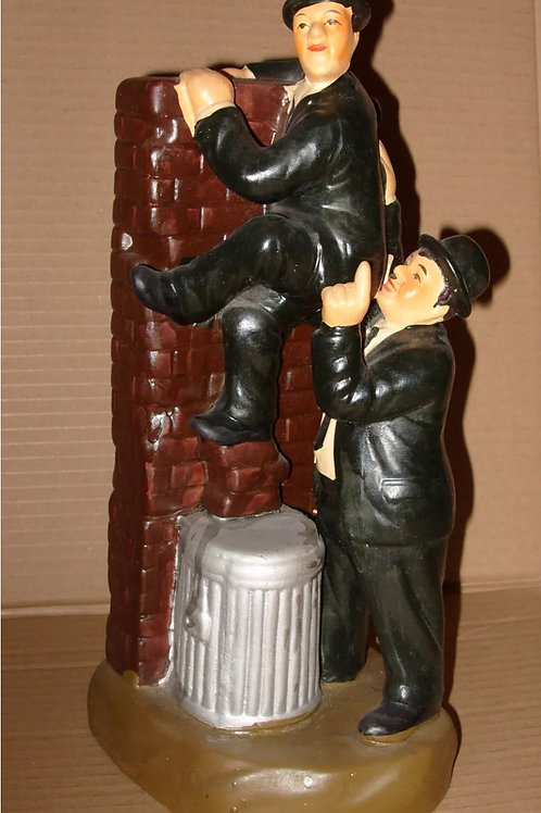 LAUREL AND HARDY Ceramic Figure from Night Owls