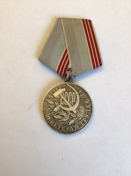 Russian medal