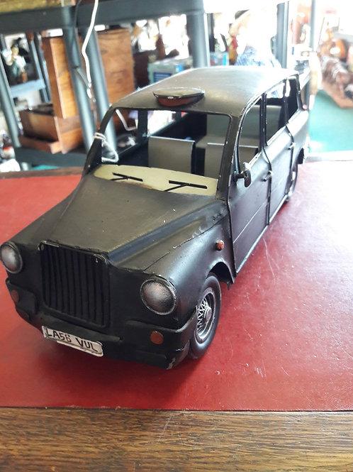 Black model taxi