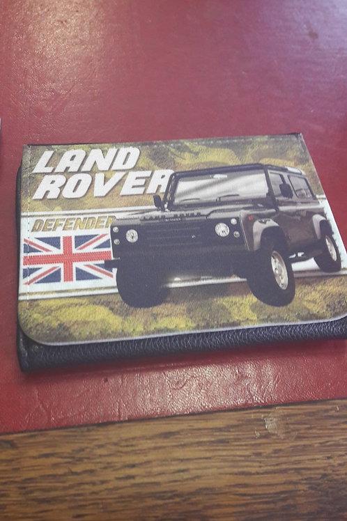 Landrover wallet