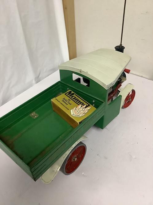 Mamod steam wagon
