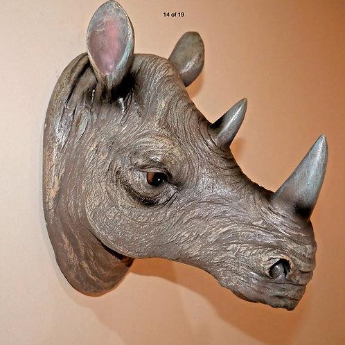 Rhino resin wall textures