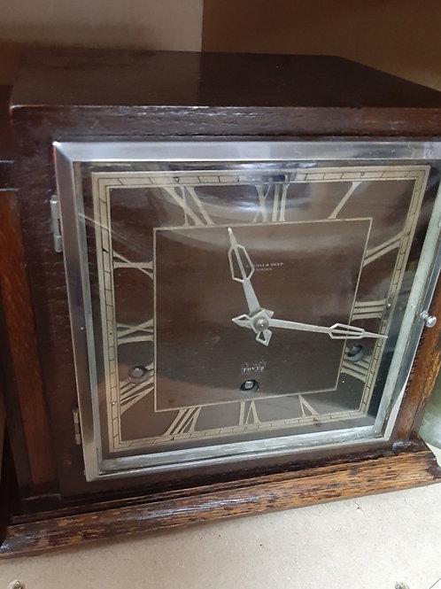 1930's/40's Art Deco Clock