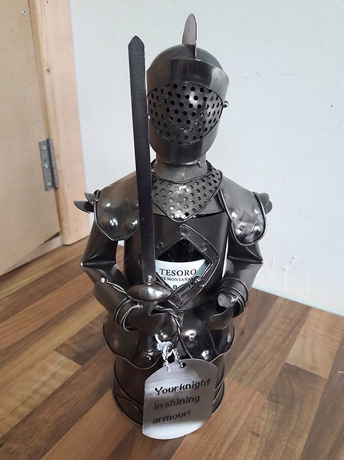 Knight's Armour Bottle Cover