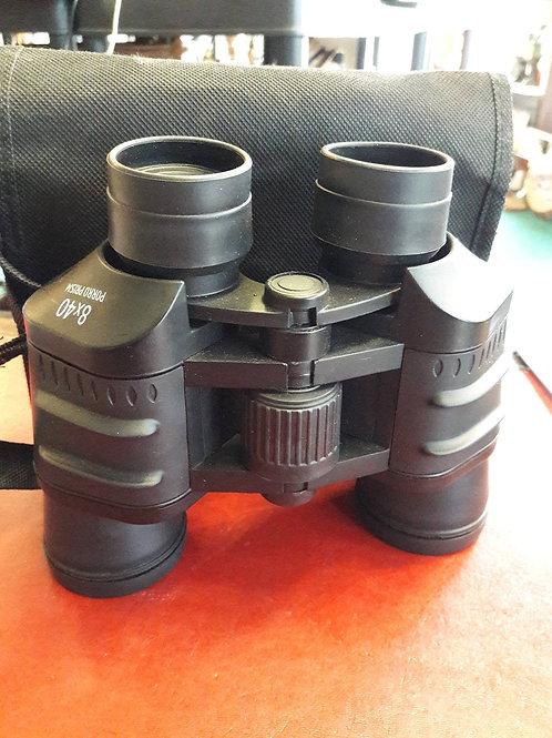 Porro prism Binoculars  40 x 8