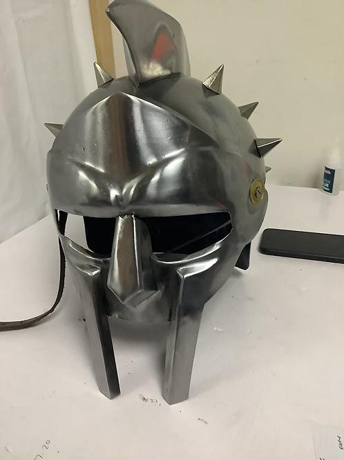 Full size wearable gladiators helmets