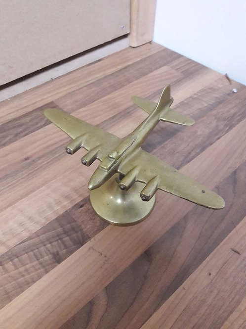 Brass B52 Fighter Plane