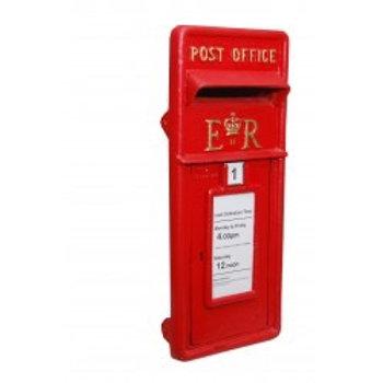 Post box front