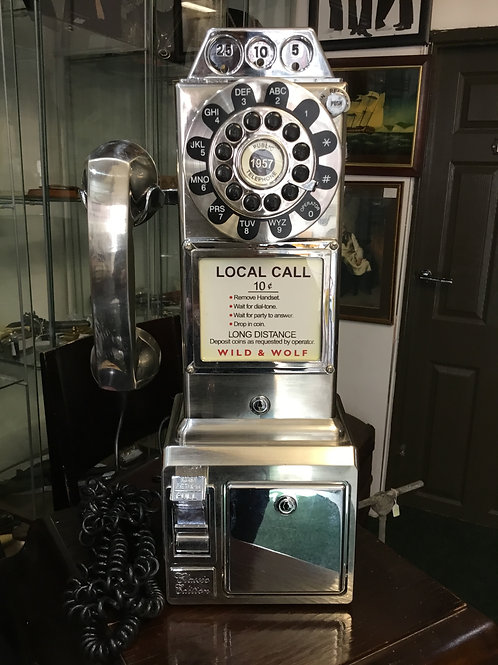 Retro American dinner phone