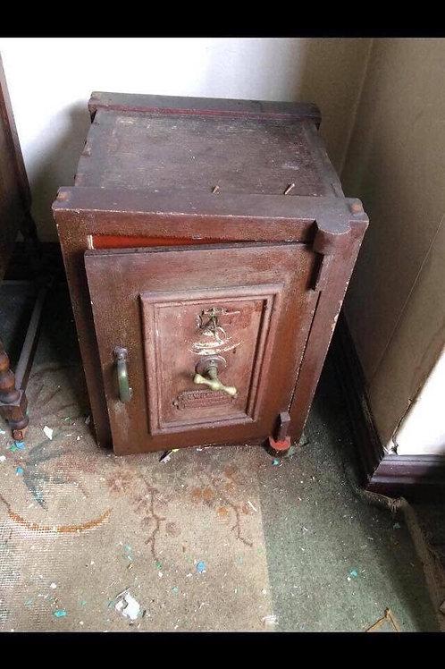 copy of Antique safe