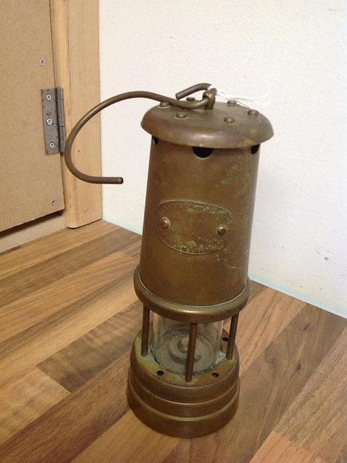 Hockey & Limelight Co Miner's Lamp