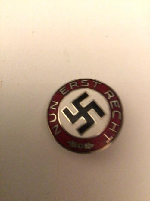 German lapel pin badge