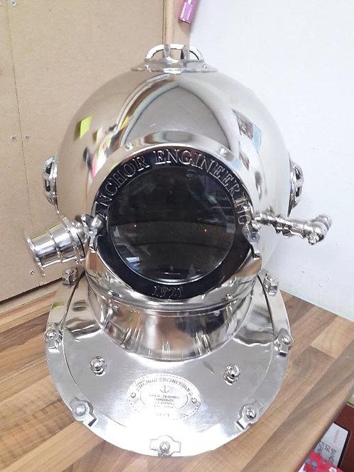 Antique Finish Deep Sea Diving Helmet
