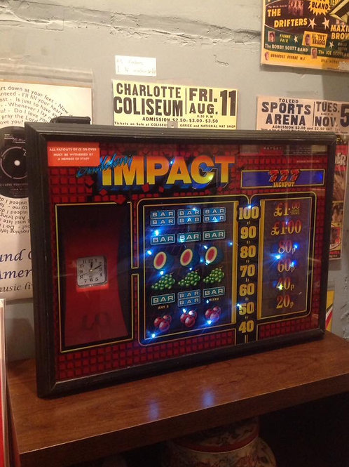 1980fruit  machine