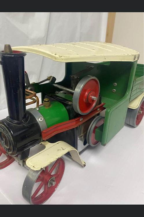 Mamod steam lorry