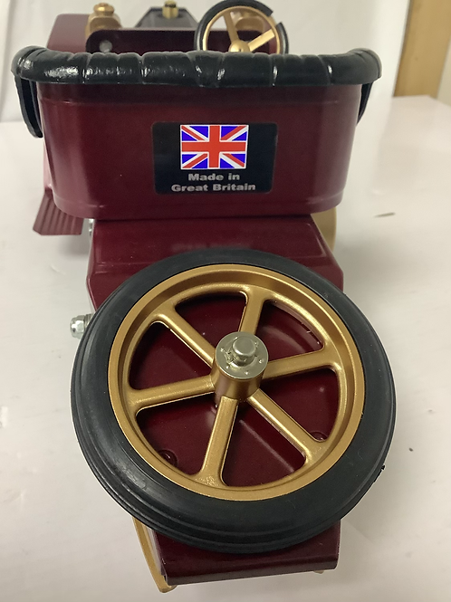 Mamod steam car