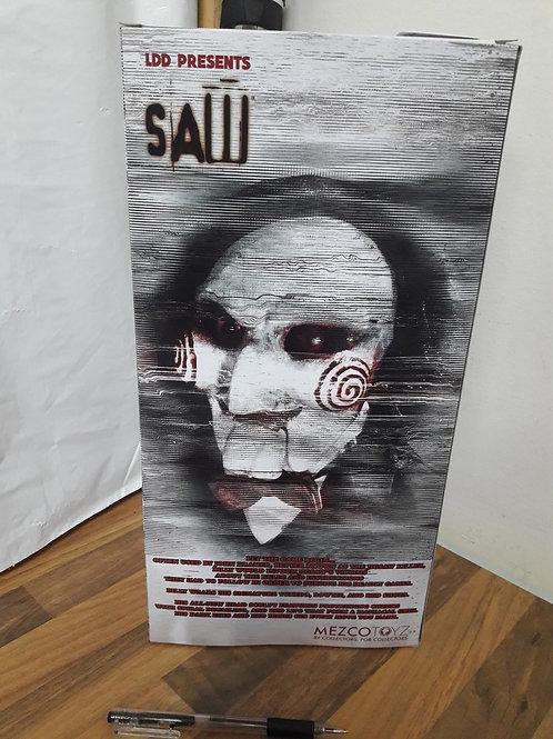 Saw doll