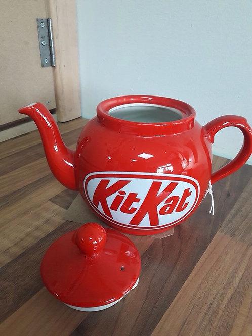 Kit Kat Teapot