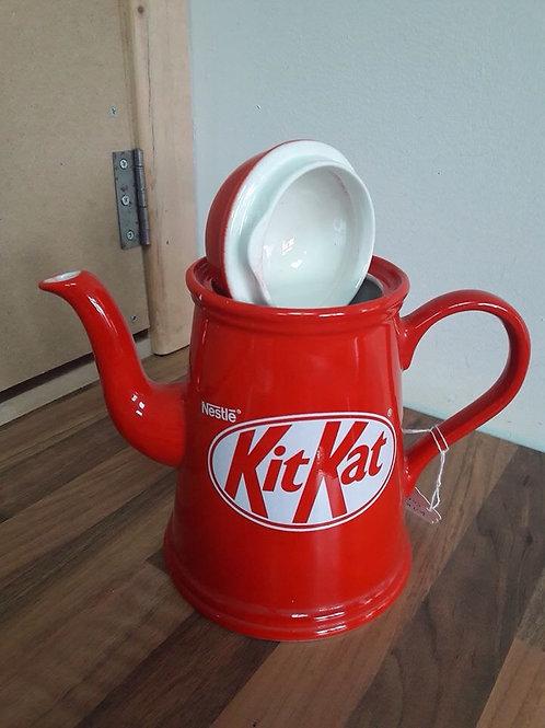 Kit Kat Coffee Pot