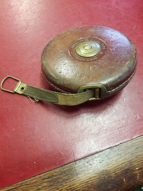 Vintage British Rail tape.