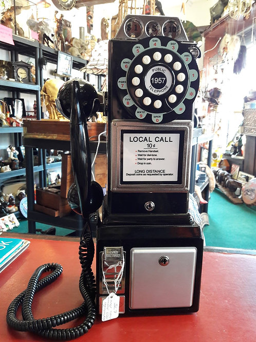 1957 Reproduction American Payphone