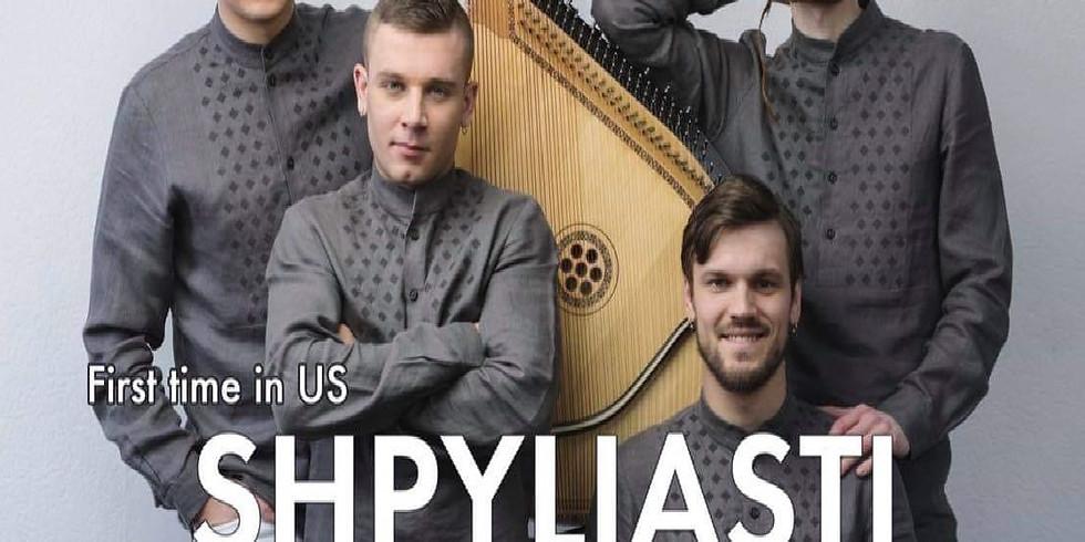 Concert Shpyliasti Kobzari
