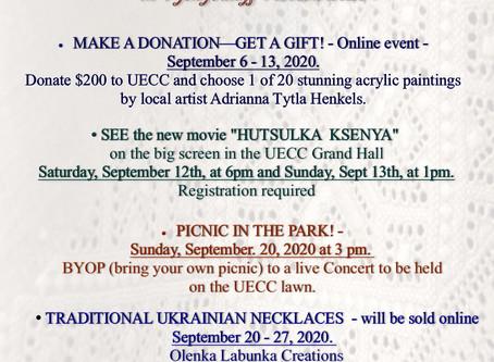 Get ready for Fundraising September
