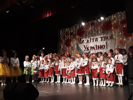 Soloveiky Concert was a huge success!