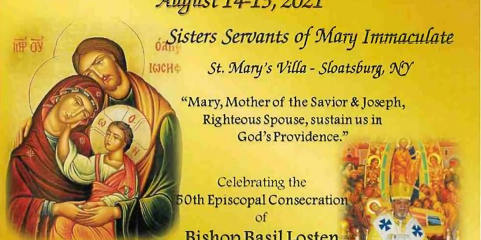 67th Holy Dormition Pilgrimage