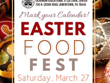 Easter Food Fest - Food To Go