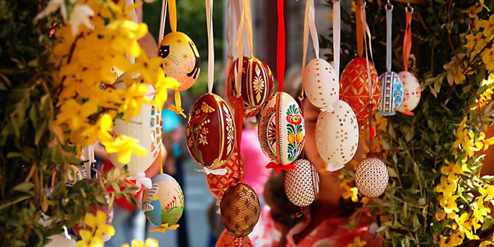 UECC Annual Easter Bazaar