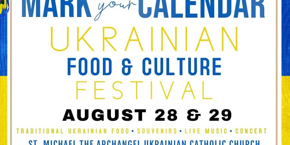 Ukrainian Food and Culture Festival