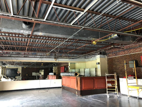 Physical improvements to the building * Фізичні вдосконалення будинку