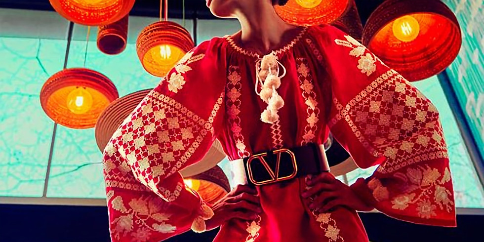 With Love & Fashion From Ukraine