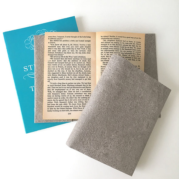 BOOK COVER CONCRETE Simpler