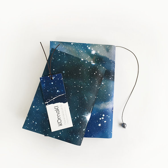 GALAXY BOOKCOVER