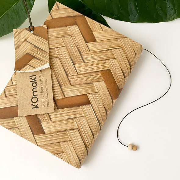 Light Bamboo BOOK COVER