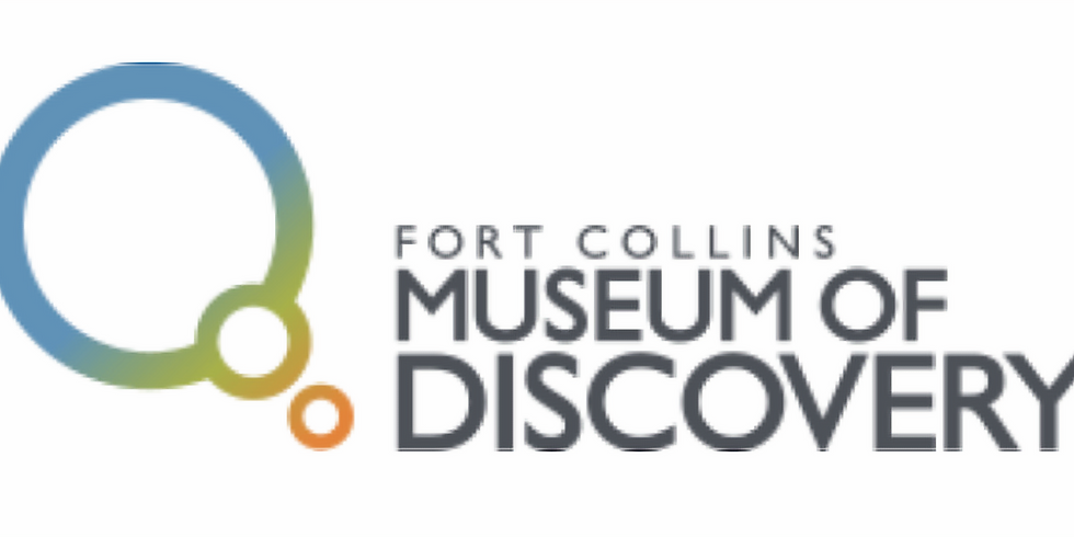 Fort Collins Museum of Discovery Talk & Signing