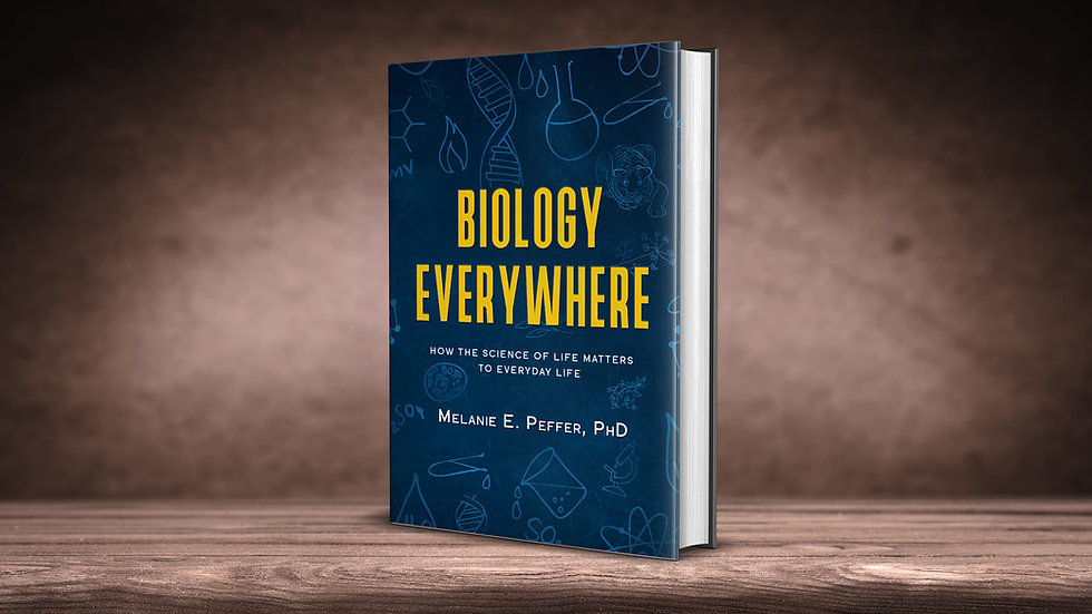 Biology Everywhere--Premium Paperback
