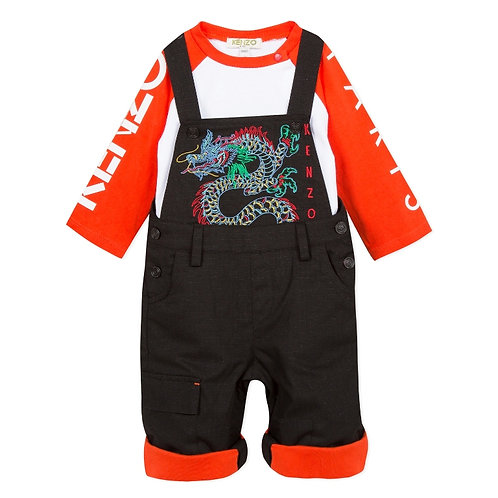 KP36517/02 KENZO BABY BOYS OUTFIT