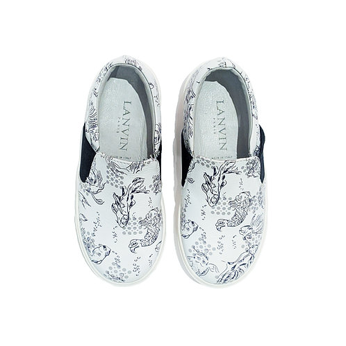 4IA739IX/002 LANVIN KIDS BOYS SHOES
