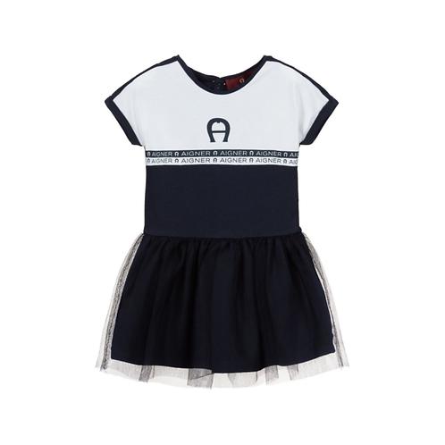 54237/776 AIGNER BABY GIRLS DRESS